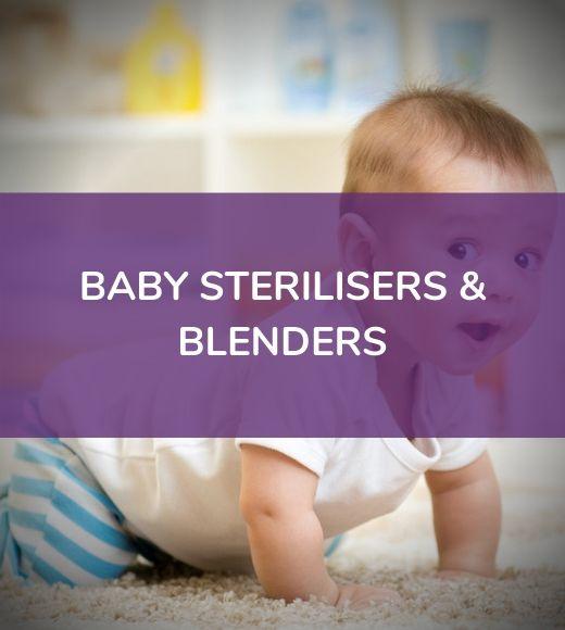 Baby Sterilisers & Blenders