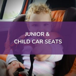 Junior & Child Car Seats