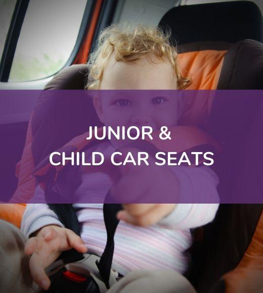Junior & Child Car Seats
